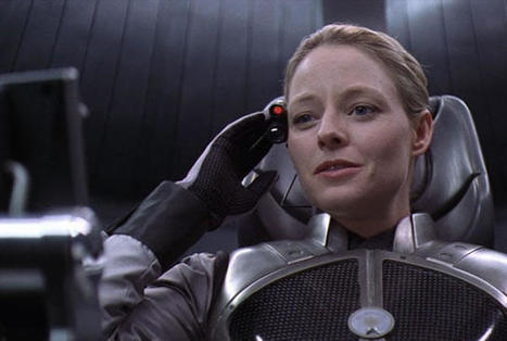 'Contact' 20 Years Later: Will We Discover Aliens Before Fixing Sexism? | Bitch Flicks | A2 Media Studies | Scoop.it