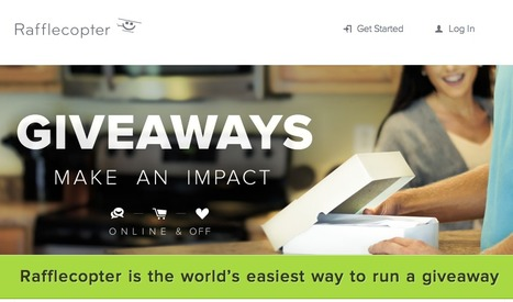 Run Giveaway, Sweepstakes Promotions, & Contests | Rafflecopter :) | Digital Product Mastery | Scoop.it