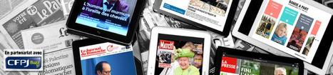 Tablette vs papier : points communs et différences | Les médias face à leur destin | Scoop.it