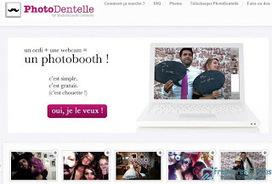PhotoDentelle : un logiciel gratuit pour créer son propre photomaton | LEROUX | Scoop.it