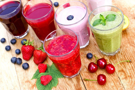 Weight loss smoothies: The start of creating a curve on your body | Easy Low Diet | Scoop.it