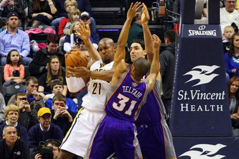 Luis Scola cambia de aire en la NBA: jugará en Indiana Pacers - canchallena.com | NBA | Scoop.it