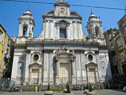 Italie : Le voleur de la bibliothèque de Naples... était son directeur   BiblioLivre   Scoop.it