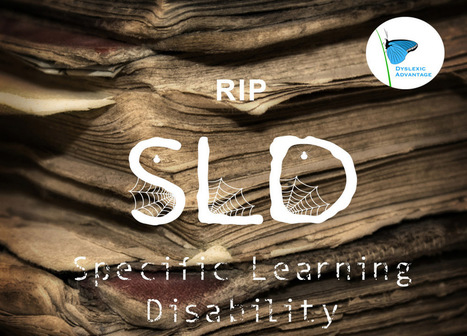 Got Science: Dyslexia and Dysgraphia ARE Different and Why SLD Should RIP | dyslexia | Scoop.it