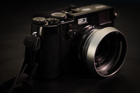 Fuji X100T - My First Impressions | Chris Harnish | Book Covers | Scoop.it