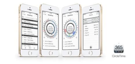 CircleTime - round perpetual calendar app   newroundcalendar   Scoop.it