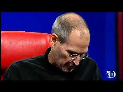 Steve Jobs Full Interview at 2010 D8 Conference w/ Mossberg | pariSoma: Coworking & Collaborating | Scoop.it
