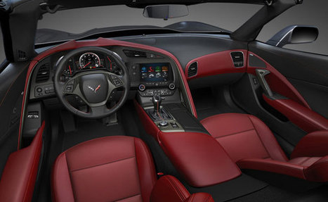 The Best Car Interiors of 2014  [Infographic]   Holiday Celebration   Scoop.it