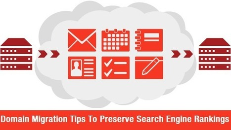 Domain Migration Tips To Preserve Search Engine Rankings   Soft System Solution   Scoop.it