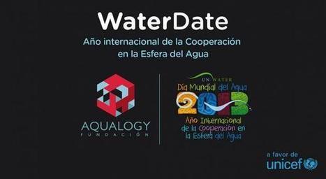 WaterDate, una app solidaria para concienciar sobre los problemas de acceso al agua | Applicantes | Fundación Aqualogy. WaterDate | Scoop.it