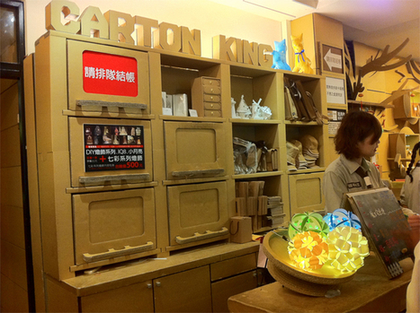 Carton King, el primer restaurante de cartón - Soy Carton Banks | Carton Banks | Scoop.it