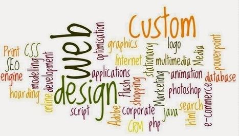 Get a Unique Website with Custom Web Design Services ~ TechnoScore | Development & Conversion Services | Scoop.it