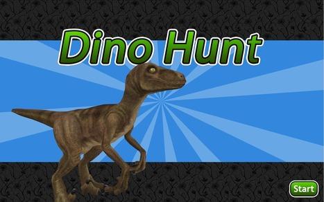 New game - Dino Hunt - Game Showcase | WebGL Gaming | Scoop.it