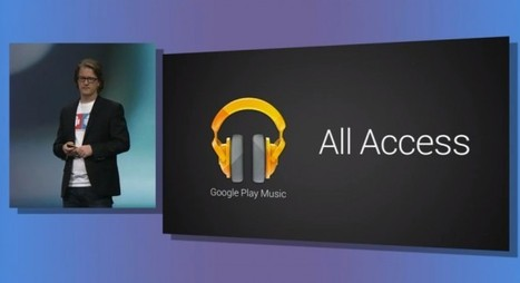 """Google Launches """"Google Play Music All Access"""" On-Demand $9.99 A Month Subscription Service 