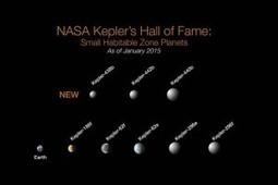 Así son los dos planetas más parecidos a la Tierra | historian: science and earth | Scoop.it