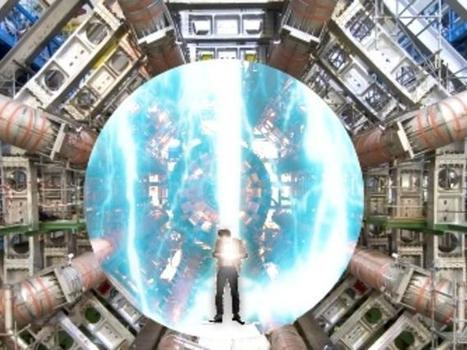 Man arrested at Large Hadron Collider claims he's from the future - CNET | databases | Scoop.it