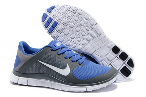 Nike Free 4.0 Mens New Arrivals Dark Grey White Blue [Nike Free Run 4.0] - $68.99 : Cheap Lebrons,Cheap Lebron 10,Cheap Lebron 9,Cheap Lebron X,Cheap Air Max,Cheap Kobe Shoes! | Lebron 11 Shoes,Cheap Lebrons,Cheap Lebron 10,Cheap Lebron 9 Shoes Sale Sneakershoestore.com | Scoop.it