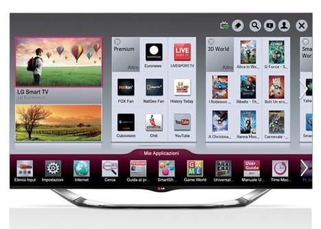 Guida su come registrare smartphone LG alla Smart TV | Angariblog.net | AngariBlog | Scoop.it