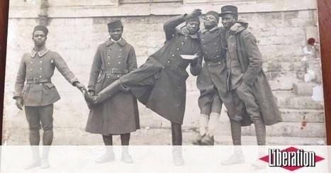 Isabelle Chave «Ellesposaient réjouies, en costume alsacien, avec des tirailleurs sénégalais» | Nos Racines | Scoop.it