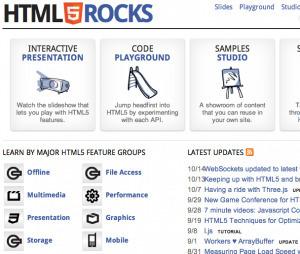 5 opciones para crear presentaciones en HTML5 | Noticias de html5 + CSS3 | Scoop.it
