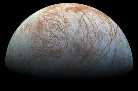 Mysterious Substances Observed In Europa's Cracks | DNL Sciences : Content and Language Integrated Learning in french secondary schools | Scoop.it