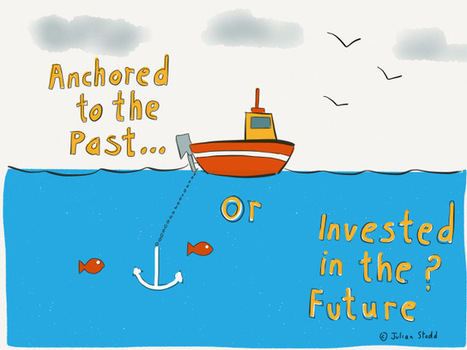 Anchored in the Past, or Invested in the Future?   APRENDIZAJE   Scoop.it