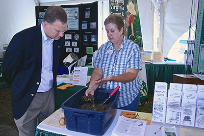 Virginia Cooperative Extension Day at state fair to feature exhibits, hands-on activities for families | Virginia Tech News | Virginia Tech | AZ Extension Centennial | Scoop.it