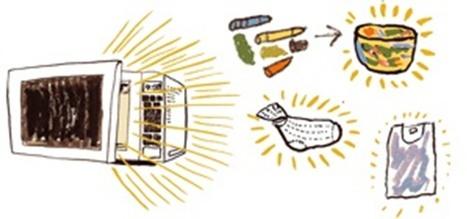 10 trucs à faire avec un micro-onde ! | Tech & Innovation | Scoop.it