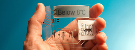 Thinfilm Demonstrates First Integrated Printed Electronic System with Rewritable Memory - Thin Film Electronics ASA | Nouvelles activités | Scoop.it