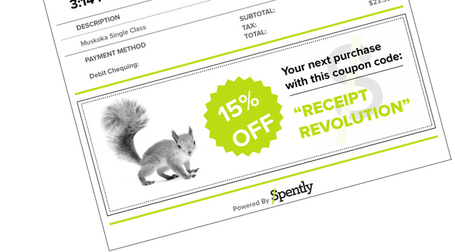 Spently: Make More Business With Your receipt | Startup Revolution | Scoop.it