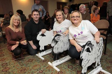Sheep racing in Linthwaite raises £400 for The Laura Crane Youth ... | Farming News | Scoop.it