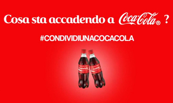 Coca-Cola e Nutella: le campagne dei nomi.   Scrittura creativa   Scoop.it