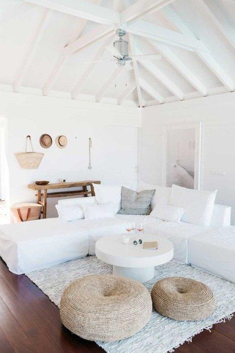 Homecrush : Bien être à la Villa Palmier, Saint-Barth | décoration & déco | Scoop.it
