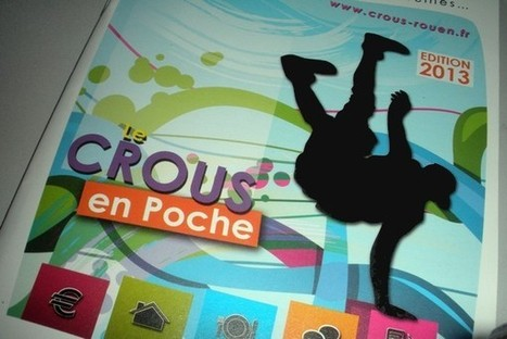 Crous : la course aux bourses tourne au cross en brousse   Grand-Rouen   Mes reportages   Scoop.it