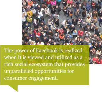 Facebook: Not an Ad Platform but an Ecosystem | Comunicación inteligente | Scoop.it