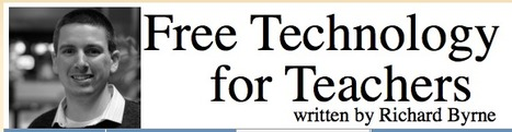 Free Technology for Teachers: Google Tutorials | Technology Integration for Education | Scoop.it