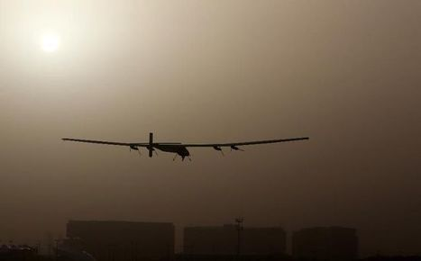 «Solar impulse 2» prend le défi de l'air | ISO 26000 facilite le développement humain | Scoop.it