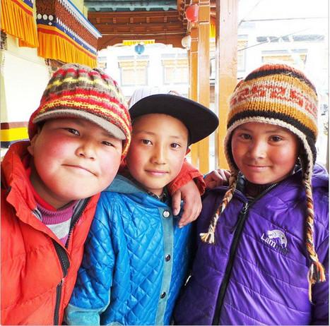 Enfants du Ladakh | Voyage photographie en Inde | Scoop.it