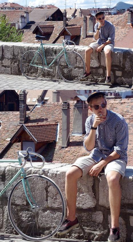 Fixie2rue » BLOG FIXIE CONTRIBUTIF ET STYLE DE VIE | atelier vélo | Scoop.it