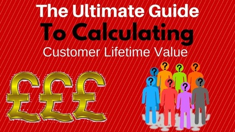 The Ultimate Guide to Calculating Customer Lifetime Value | Sales Performance Management | Scoop.it