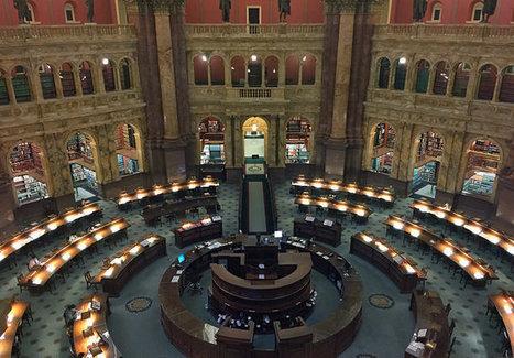 Le dépôt légal numérique de la Library of Congress, un futur repaire de pirates   Le numérique en bibliothèque publique   Scoop.it
