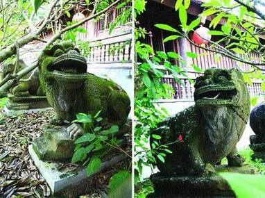History roars to life through lion statues | indochina travel | Scoop.it