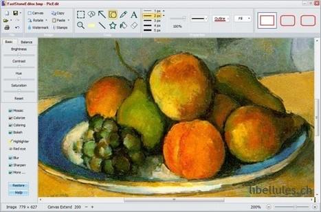 PicEdit - Le blog de libellules.ch   Veille   Scoop.it
