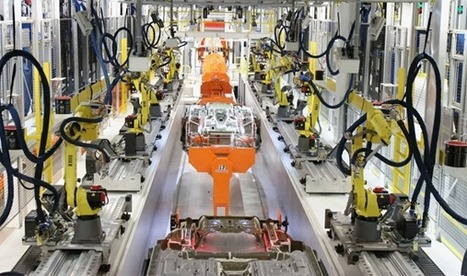 Transportation Leads February Increase in Manufacturing Orders   Technology in Business Today   Scoop.it