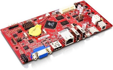VIA Announces $79 APC Rock & $99 APC Paper Cortex A9 Board and PC | Embedded Systems News | Scoop.it