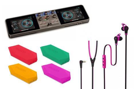 CES 2014: 5 Hot New Music Gadgets   MUSIC:ENTER   Scoop.it