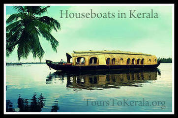 Houseboats in Kerala - ToursToKerala Blog | Alleppey Backwaters | Scoop.it
