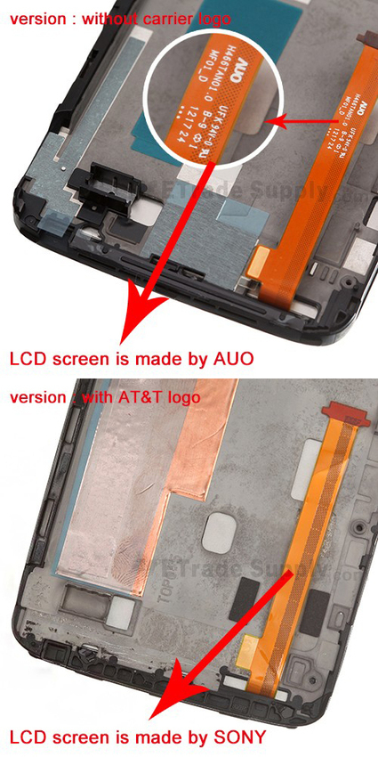 HTC One X LCD Screen and Digitizer Assembly | Lastest News for Cellphone | Scoop.it