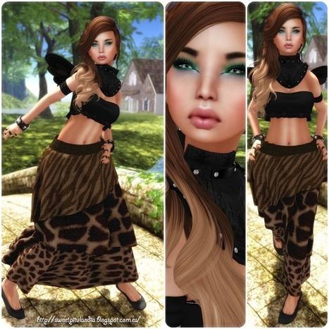 Animalistic | Second Life Fashion | Scoop.it
