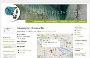 Géographie du genre, géographie et homosexualité | Homosexualité et homophobie dans le monde | Scoop.it